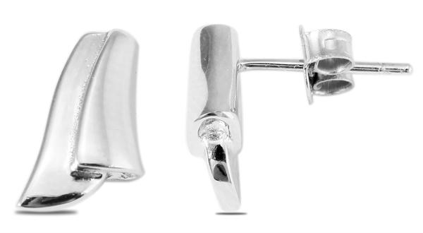 Giulia Luna Damen –Ohrstecker 925er Sterling Silber rhodiniert Ohrring GL5200033