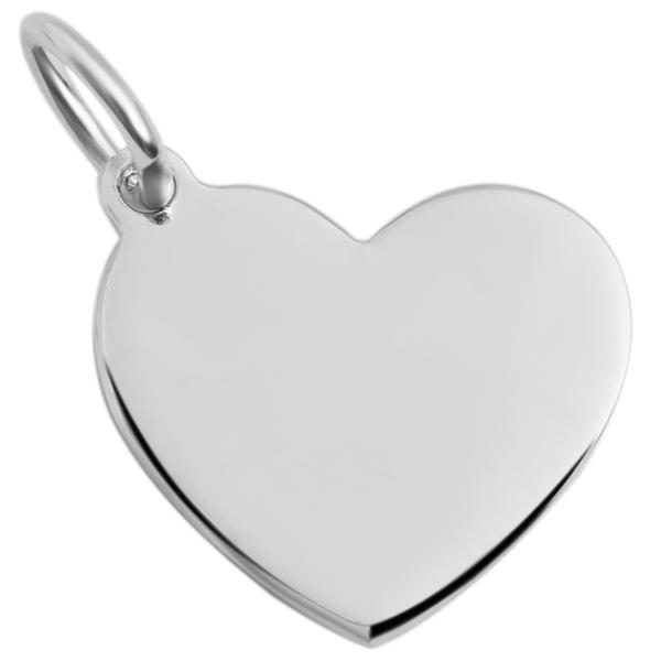 Giulia Luna-Halskette Anhänger Herz Liebe Love 925er Silber GL5210054