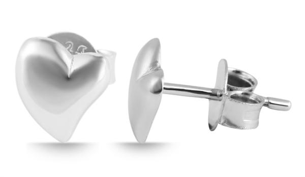 Giulia Luna Damen –Ohrstecker 925er Sterling Silber rhodiniert Ohrring GL5200032