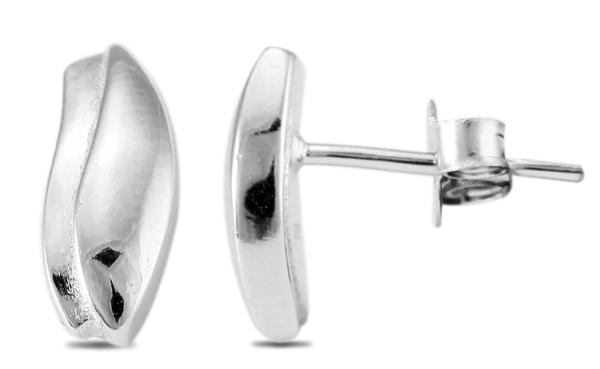 Giulia Luna Damen –Ohrstecker 925er Sterling Silber rhodiniert Ohrring GL5200031
