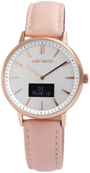 Just Watch Damen Hybrid Smart Watch