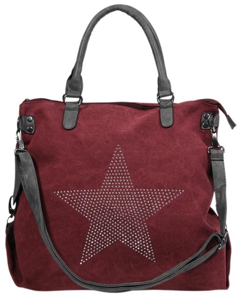 Handtasche mit Stern