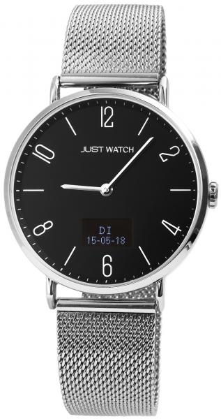 Just Watch Herrenuhr Hybrid Smart Watch - JW20067