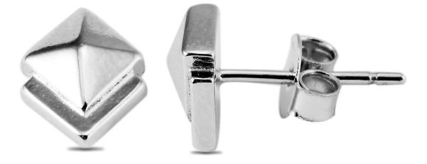 Giulia Luna Damen –Ohrstecker 925er Sterling Silber rhodiniert Ohrring GL5200034
