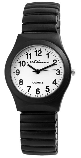Adrina Damen - Armbanduhr Zugarmband Analog Quarz Metall Armbanduhr 1700045