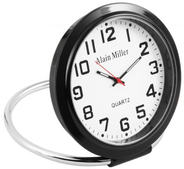 Alain Miller – Tischuhr Reiseuhr Schreibtischuhr Analog Quarz 3800002