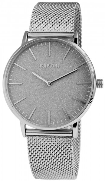 Raptor Unisex-Uhr Damen Herren Analog Armbanduhr Quarz RA20024