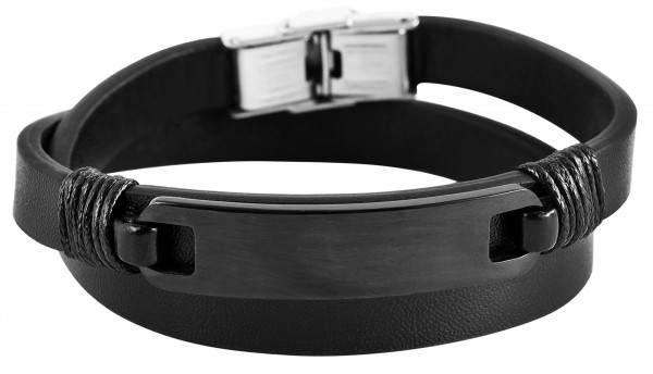 Akzent Echtleder Armband - 5040103