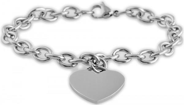 Akzent Edelstahl Armband - 5030112