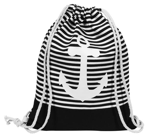Damen Handtasche aus Textil, Maße: 40 x 32 cm