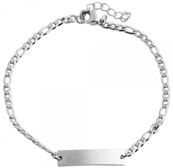 Akzent Edelstahl Armband - 5030175