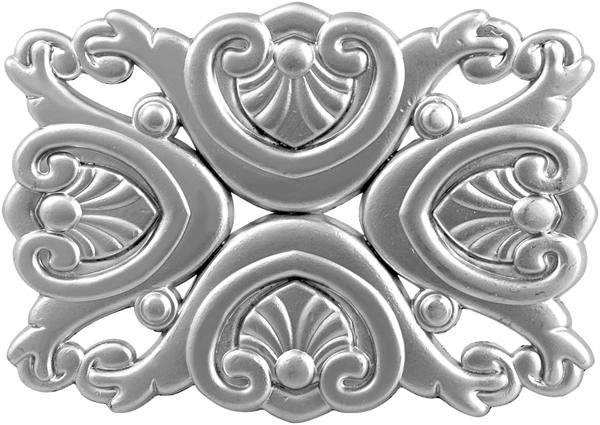 Wechselschnallen für Gürtel, 84 x 60 mm