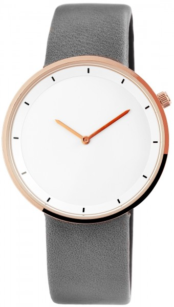 Excellanc Damen – Uhr Lederimitationsband Dornschließe Analog Quarz 2910010
