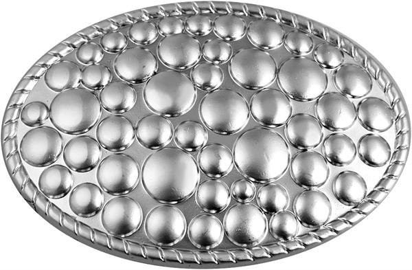 Wechselschnallen für Gürtel, 95 x 66 mm