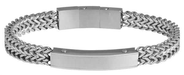 Akzent Unisex Armband Edelstahl Gravur 5030478