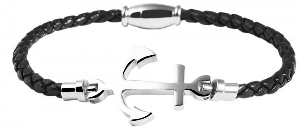 Akzent Echtleder Armband - 5040013